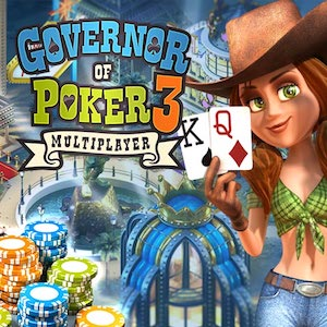 Governor of Poker 3 (Online)